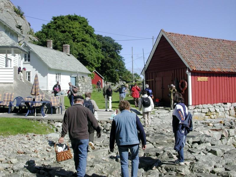 Tunet på Hanøyo