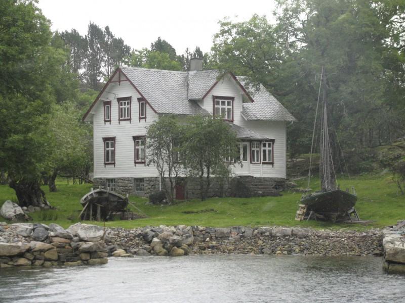 Smedaholmen