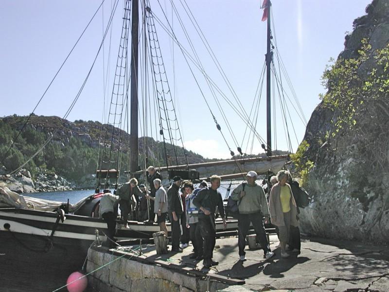 Lending i Hanøyo
