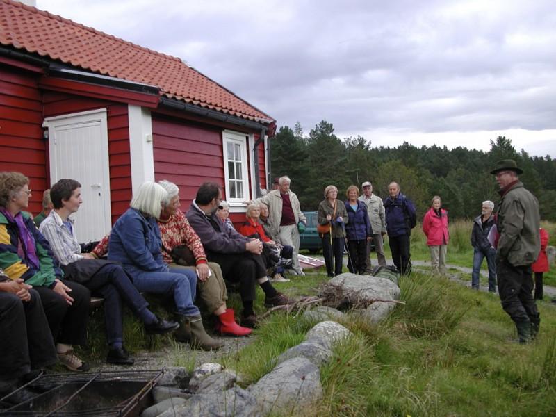 Møtelyden på Lundarstøl