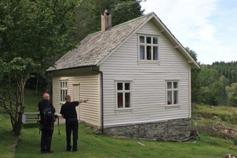 Det gamle skulehuset