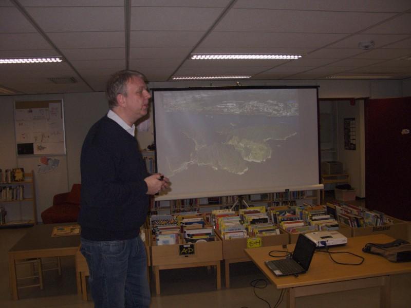 Ørjan Baugstø Iversen, konservator i Karmøy kommun