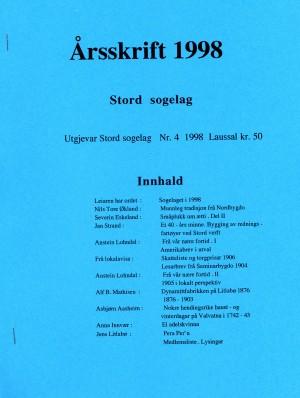 Årsskrift 1996638