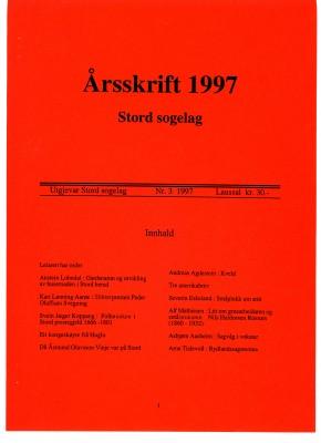 Årsskrift 1996639