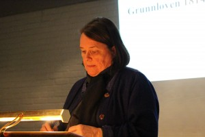 Professor Anne-Hilde Nagel ved Universitetet i Bergen