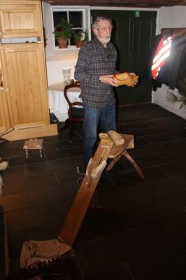Hans Andersen  fortel om treskolaging