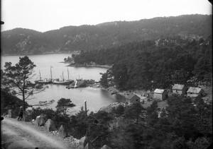 Rydlandssagstem ca 1935